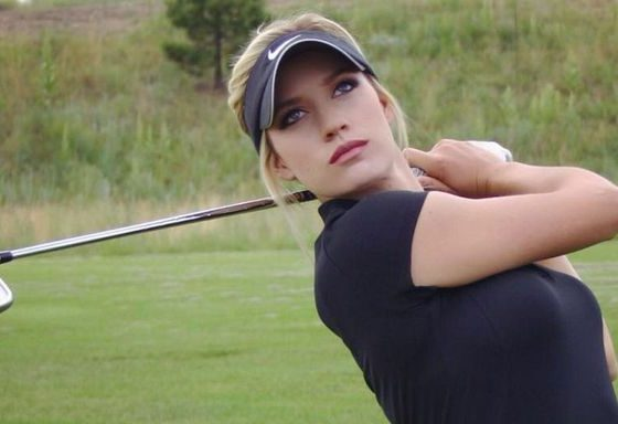 10 Of The Most Beautiful Female Golfers In a World